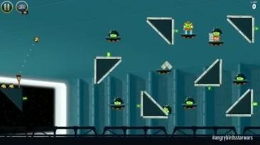 Angry Birds Star Wars - Хан Соло и Чубака