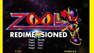 Zool Redimensioned: Трейнер/Trainer (+4) [1.0] {Abolfazl.k}