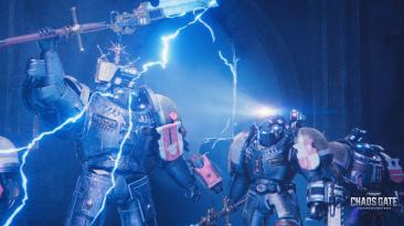 Свежий трейлер к тактической стратегии Warhammer 40.000: Chaos Gate - Daemonhunters демонстрирует систему расчленёнки