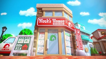 "Animal Crossing: Happy Home Designer ""Трейлер """