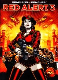 Обложка игры Command & Conquer: Red Alert 3