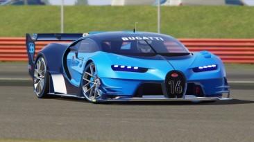 """Assetto Corsa """"2016 Bugatti Vision Gran Turismo for AC 1.13"""""""