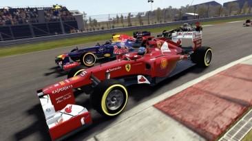 "F1 2012 ""Аудио Мод"""