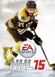 Обложка игры NHL 15