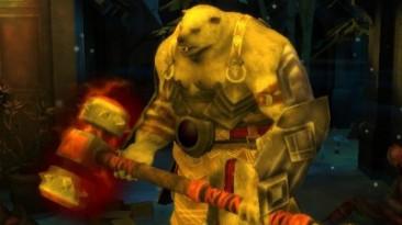 Demon's Rise: Path to Damnation даст возможность сыграть за медведя-оборотня