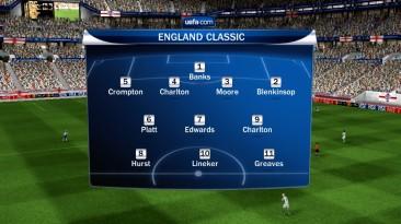 "FIFA 10 ""Легенды Англии"""