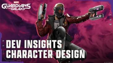 Новый ролик от разработчиков Marvel's Guardians of the Galaxy посвящён созданию персонажей