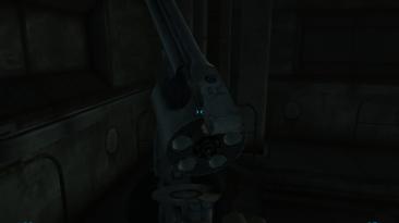 """Fallout 3 """"Five-Seven Revolver"""""""