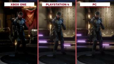 XCOM 2 Сравнение графики Xbox One vs. Playstation 4 vs. PC (IGN)