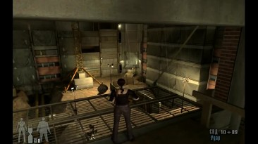 Прохождение Max Payne 2 (Без ранений): 2-6 Закон ямы