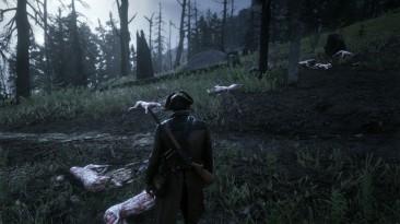 Red Dead Redemption 2: Сохранение/SaveGame (Пройден сюжет, Блэкуотер не иследован, 84,8% прохождение)