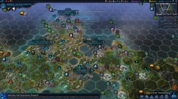Sid Meier's Civilization: Beyond Earth: Совет (Как получить бонусы в Sid Meier's Civilization: Beyond Earth не играя в Sid Meier's Starships)