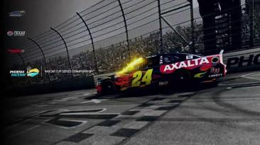 Выпущен первый официальный геймплейный трейлер для NASCAR Heat 5