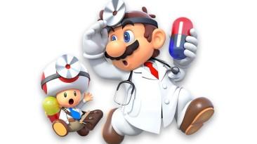 Число загрузок Dr. Mario World составляет 5 миллионов