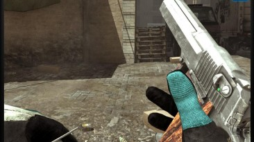 "Call of Duty: Modern Warfare 3 ""Silver DEagle Skin"""