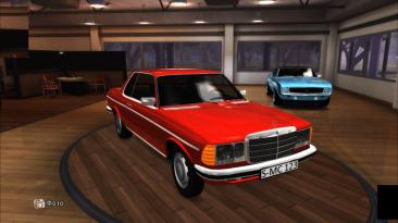"Test Drive Unlimited 2 ""Mercedes Benz E280 кузов (C123)"""