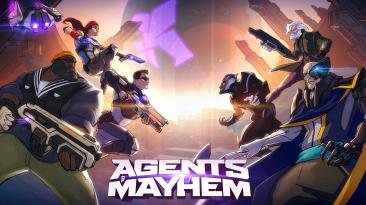 Экшен Agents of Mayhem получил релизный трейлер