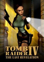 Обложка игры Tomb Raider 4: The Last Revelation