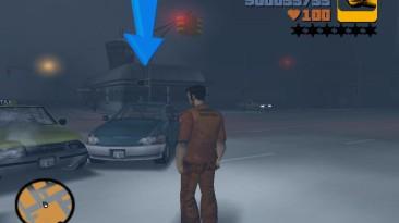 Grand Theft Auto 3 (GTA III): Чит-Мод/Cheat-Mode (Регулятор иммунитета игрока и его машины с кнопками на выбор за деньги)