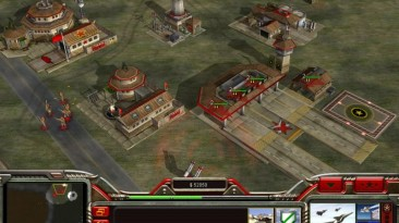 "Command & Conquer Generals: Zero Hour ""Карта - Mountain War"""