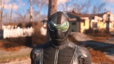 "Fallout 4 ""Фикс стекла шлема брони из Far Harbor"""