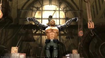 Mortal Kombat 9 - Rain Victory Pose All Characters-Costumes MOD