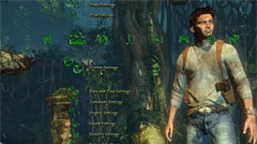 "Uncharted: Drake's Fortune ""Тема для ps3 (4)"""