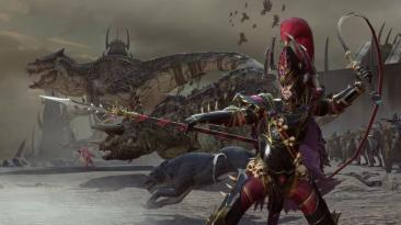 Следующее бесплатное DLC для Total War: Warhammer 2 - лорд темных эльфов с кнутом агонии