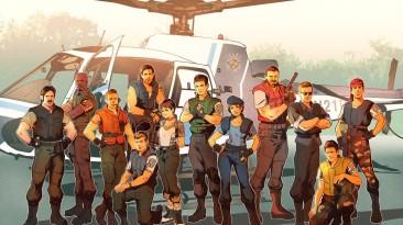 Звёзды полиции Раккун-Сити: кем были бойцы S.T.A.R.S.?