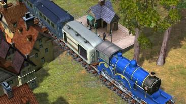 Золотые поезда