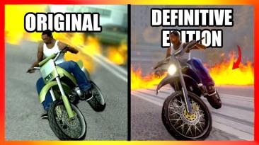 Детальное сравнение ремастеров трилогии GTA с оригиналами