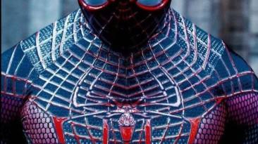 "Spider-Man: Web of Shadows ""The amazing spiderman 2 skin Miles Morales Edit"""