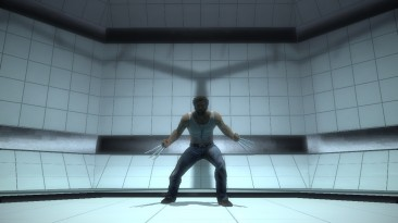 """X-Men Origins: Wolverine """"Одна модель для всех уровней"""""""