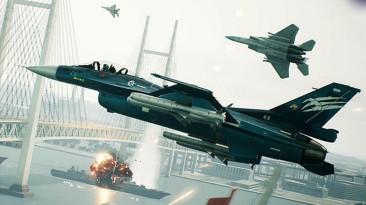 "Bandai Namco опубликовали трейлер DLC ""Anchorhead Raid"" для Ace Combat 7: Skies Unknown"