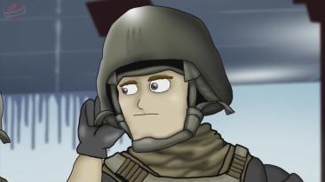 Друзья по Battlefield – Сосулька-нож (5 сезон 8 серия)