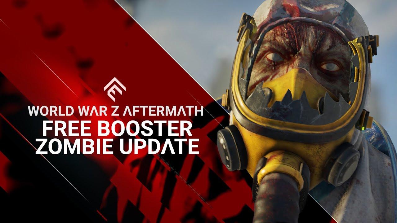 Для World War Z: Aftermath вышло бесплатное октябрьское обновление