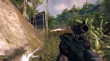 Crysis Warhead через 10 лет
