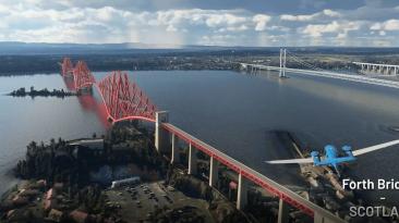 Обновление UK World для Microsoft Flight Simulator откладывается на неделю; Выпущены первые скриншоты