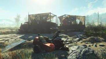 """Fallout 4 """"Грузовики содружества"""""""