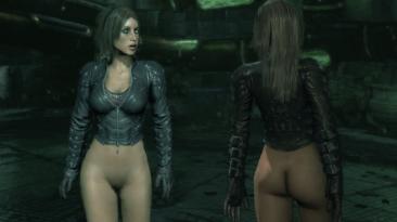 "Batman: Arkham City ""Nude Mod Talia"""