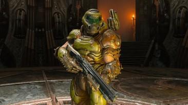 Doom Eternal очень быстро загружается на Xbox Series X
