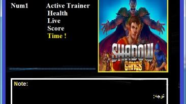 Shadow Gangs: Трейнер/Trainer (+4) [1.0] {Abolfazl.k}