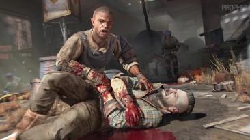 Dying Light 2 - Начало игры, закрытое демо для журналистов Е3 2019