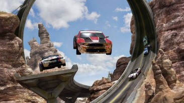 "Trackmania 2 Canyon ""alpine beta"""
