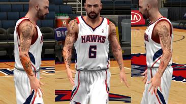 Take-Two Interactive может попасть на миллион $ за татуировки в NBA 2K16