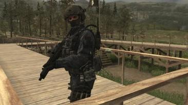 """Call of Duty 4: Modern Warfare """"Бойцы САС - полная версия"""""""