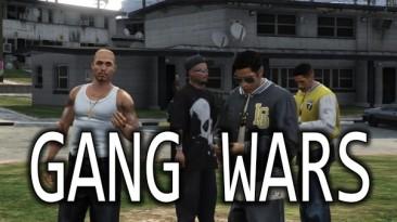 """GTA 5 """"Gang Wars"""""""