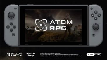 Трейлер Switch-версии Atom RPG