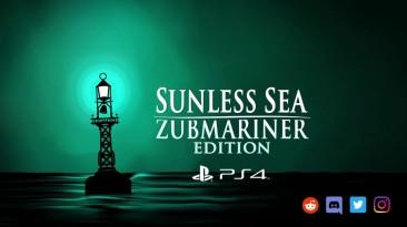 Sunless Sea вышла на PS4 как Zubmariner Edition