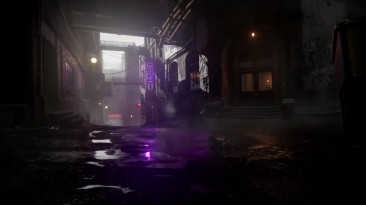 "inFAMOUS Second Son ""Создание дождливого мира (PS4)"""